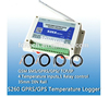 FDL-S260, GSM temperature acquisition system,online temperature alarm ,Temperature data Logger four temp inputs