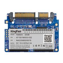 """KingFast 1.8"""" Hard Drive 16GB Half Slim SATA SSD"""