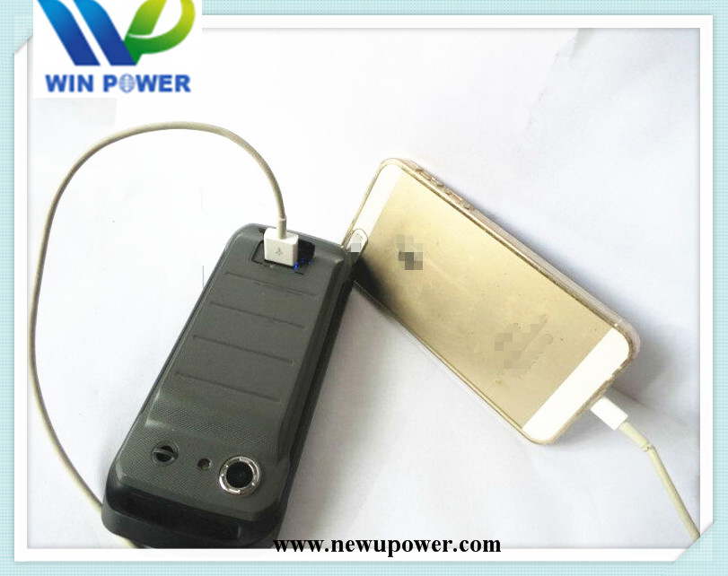 2.4 inch very small 11000 mAh big battery power bank cheap feature mobile phone