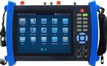 """Migliore 7"""" ONVIF fotocamera tester ip IPC 8600 tester tdr cavo fault locator con wifi e indirizzo IP scansione"""