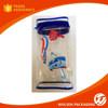 2015 Cheap PVC zipper bag, pvc bag with zipper, clear PVC packing bag