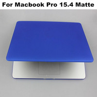 Frosted Matte Hard Case Cover for Macbook Pro 15'' Retina 15.4 inch Laptop Sleeve Bag Shell 13 Colors