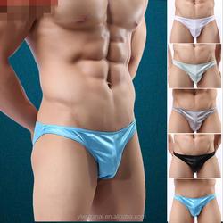 Men's light sexy personality nylon elastane underwear