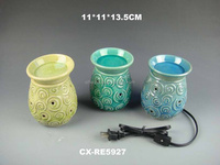 electric ceramic scented wax melt tart warmer