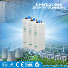 Ultra high gas recombination efficiency Factory direct sell storage battery