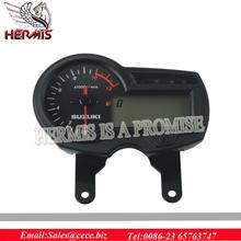 Universal Motorcycle Rev Counter Tacho Tachometer Gauge LED 13K RPM