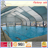 Customized Aluminum frame tent swimming pool cover tent