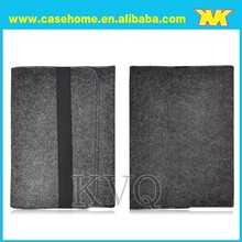 For Macbook Air Sleeve , 13 inch Felt Laptop Bag with Belt
