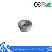 Hexagon Nuts With Flange DIN6923 Carbon Steel Dacromet M10