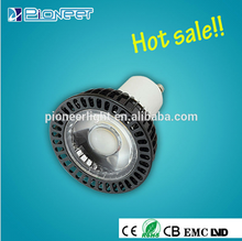high quality 7w spot led light 3000/4000/6000cct LED spot light 7w led profile spot light China