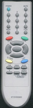 6710V00090D TV REMOTE CONTROL /CONTROL REMOTO USE FOR LG TV