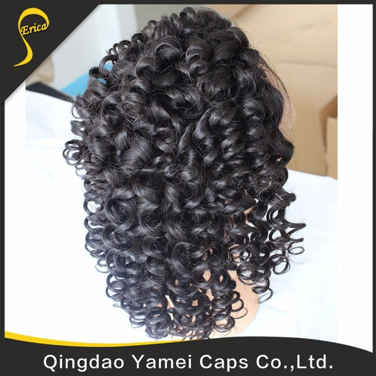 high quality full lace human hair wig for black woman (8).jpg