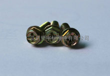 hex slotted phillip washer head self tapping screw