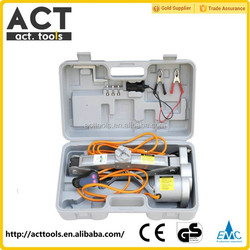 New Arrival Electric 12V Jack and Impact Wrench 12v electric car jack