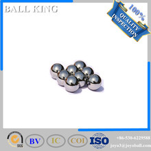 Hot sale China manufacturer 5mm 10mm SS 420 stainless steel ball used car parts