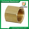 New style professional cnc brass nut made in china