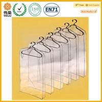 Clear dance cheap plastic garment bags