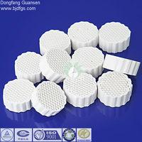 Car Exhaust Honeycomb Ceramic Catalyst Carrier