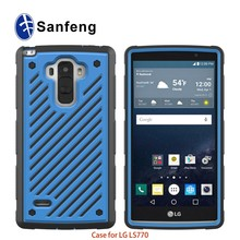 Alibaba china supplier mobile case for LG Optimus G Stylus G Stylo Ls770 T-Mobile phone cover
