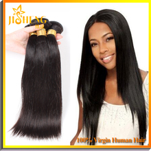 2015 New Arrival Large Stock Natural Color Unprocessed Virgin Remy Soft secret hair extension
