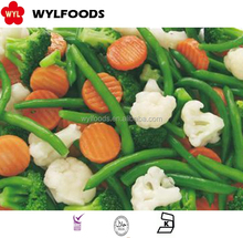 IQF frozen mixed vegetables from china