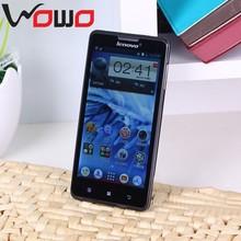 Original Lenovo P780 Smart Phone MTK6589 Quad Core 1.2GHz 1GB RAM 4GB ROM Dual 1280x720 pixels