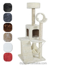 "Dspet 52"" Best Choice Products Deluxe Cat Tower Tree Condo Scratcher Furniture Kitten House Hammock New Pet products"
