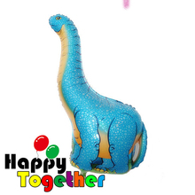 HAPPY TOGETHER Factory Wholesale Populer Cheap BLUE inflatable Dinosaur Balloons