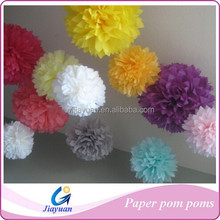 "Wholesale Mixed Sizes (8""inch&10""inch&14""inch) Tissue Paper Pom Pom Party&Wedding&Home&Birthday Decoration"