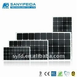 Hot sale,1kw solar panel for off-grid system(TUV,IEC,ROHS,CE,MCS)