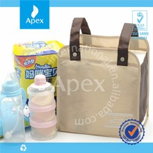 Hot sale canvas bags for baby diapers