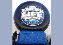 20ft Tire with digital logo/inflatable replica