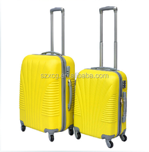 B90 New Design abs trolley luggage with comfort handle