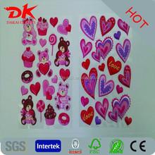 clear epoxy sticker,3D epoxy sticker
