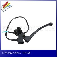 Chongqing Motorcycle parts clutch Handle Lever for Jaguar