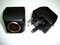 Hot Selling 12V0.5A Car charger Cigarette Lighter Socket