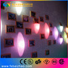 LED decoration wall lamp post modern restaurant wall light