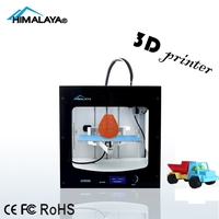 Hot consumable china sale Himalaya 3d laser cube printer
