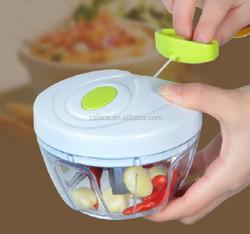 salad chopper, vegetable slicer