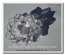 vela votiva de vidrio titulares de antigüedades