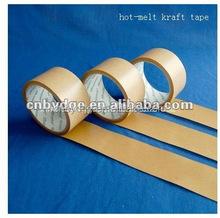 hot-melt adhesive tape/self-adhesive kraft tape