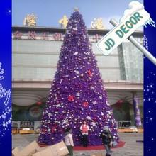 high quality Xmas tree for square decoration