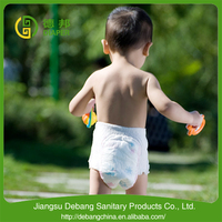 Raw material wholesaler of baby cloth diaper