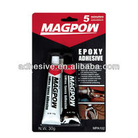 Stainless steel epoxy adhesive