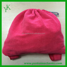 Beach bag microfiber beach towel bag folding towel for beach wholesale