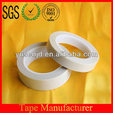 Heat shielding glass cloth silicone adhesive tape for coating masking