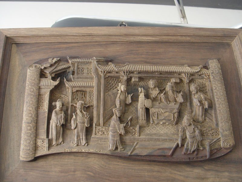 Decorative wood carving wall panel buy d