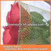Cheap Plastic Floral Mesh Wrap