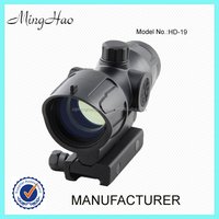 Minghao promotional price HD-19, red dot 1x32 Gun riflescope Scopes & Accessories