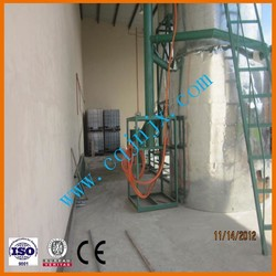 JNC-3 Small Scale Oil Refineries For Waste Motor Oil To Diesel Fuel Oil